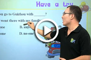 初中英语辅导网视频