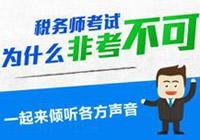 税务师考试政策