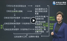 杨闻萍《审计》基础学习班