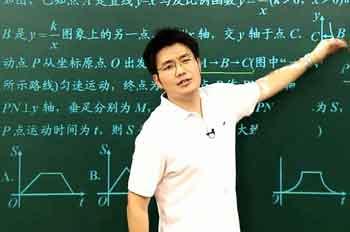 《一次函数及反比例函数》黄老师