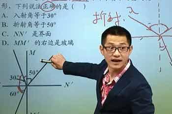 《光的折射(一)》李涛