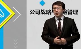 杨波公司战略与风险管理试听