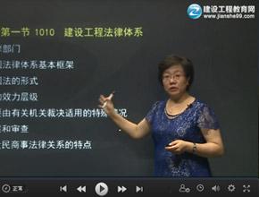 建设工程法规视频