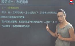 张宁《中级经济基础》精讲班