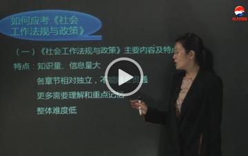 中级社会工作师-成彦