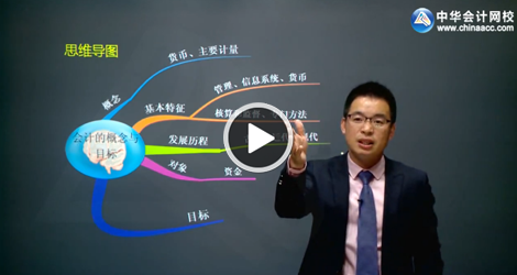 会计基础视频教程