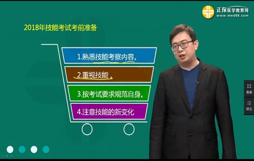 中医执业医师实践技能培训