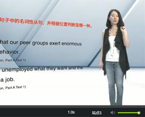 田静老师考研英语语法视频