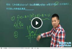 中学网校高中数学视频