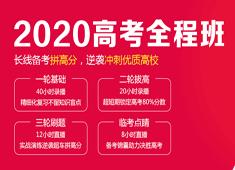 2020高考全程班