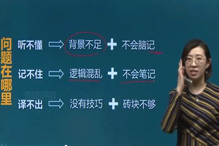 环球翻译课程好不好