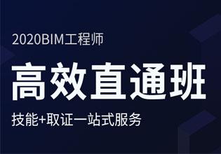 环球网校BIM-高效直通班