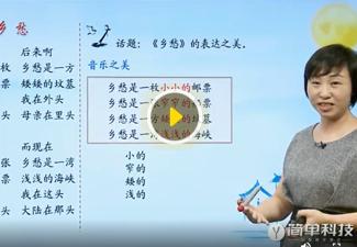 中考辅导班视频